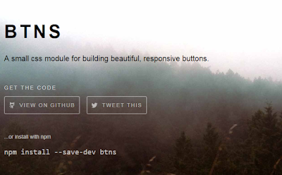Best css buttons libraries for web-designers.