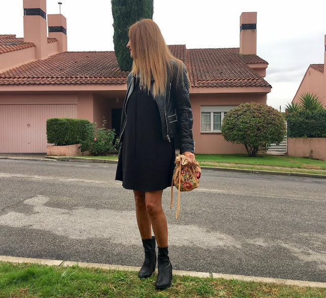 Justfab, streetstyle, blog de moda, Dress, shoes, look of the day, Carmen Hummer style, lifestyle