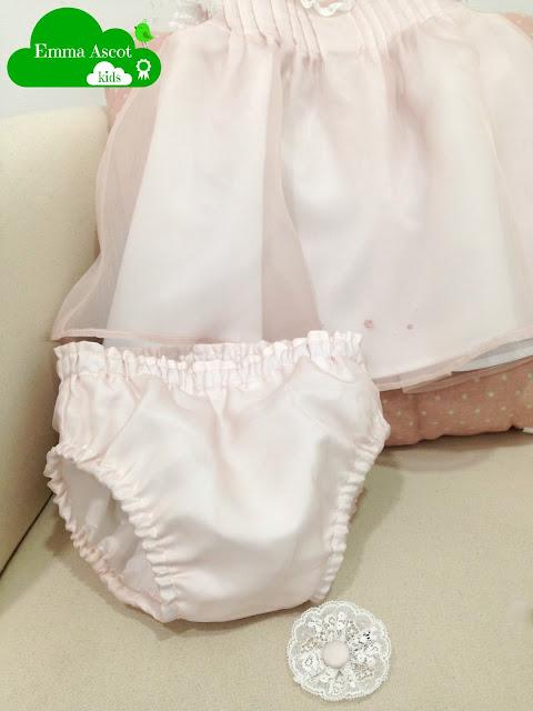 vestido cubrepañal niña bautizo cristianar confección a medida hecho a mano