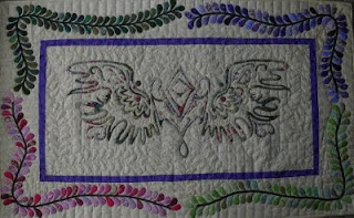 ScrappyBlue Quilts: July 2011