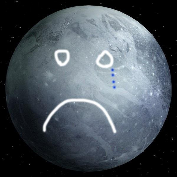 Just Plain Stupid: Pluto - What are we looking at?