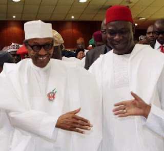 Buhari and Ekweremadu