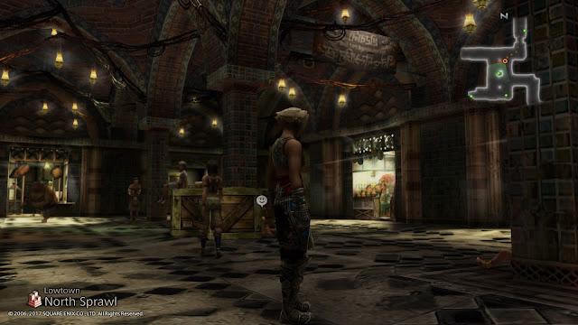 Final Fantasy on PlayStation 4