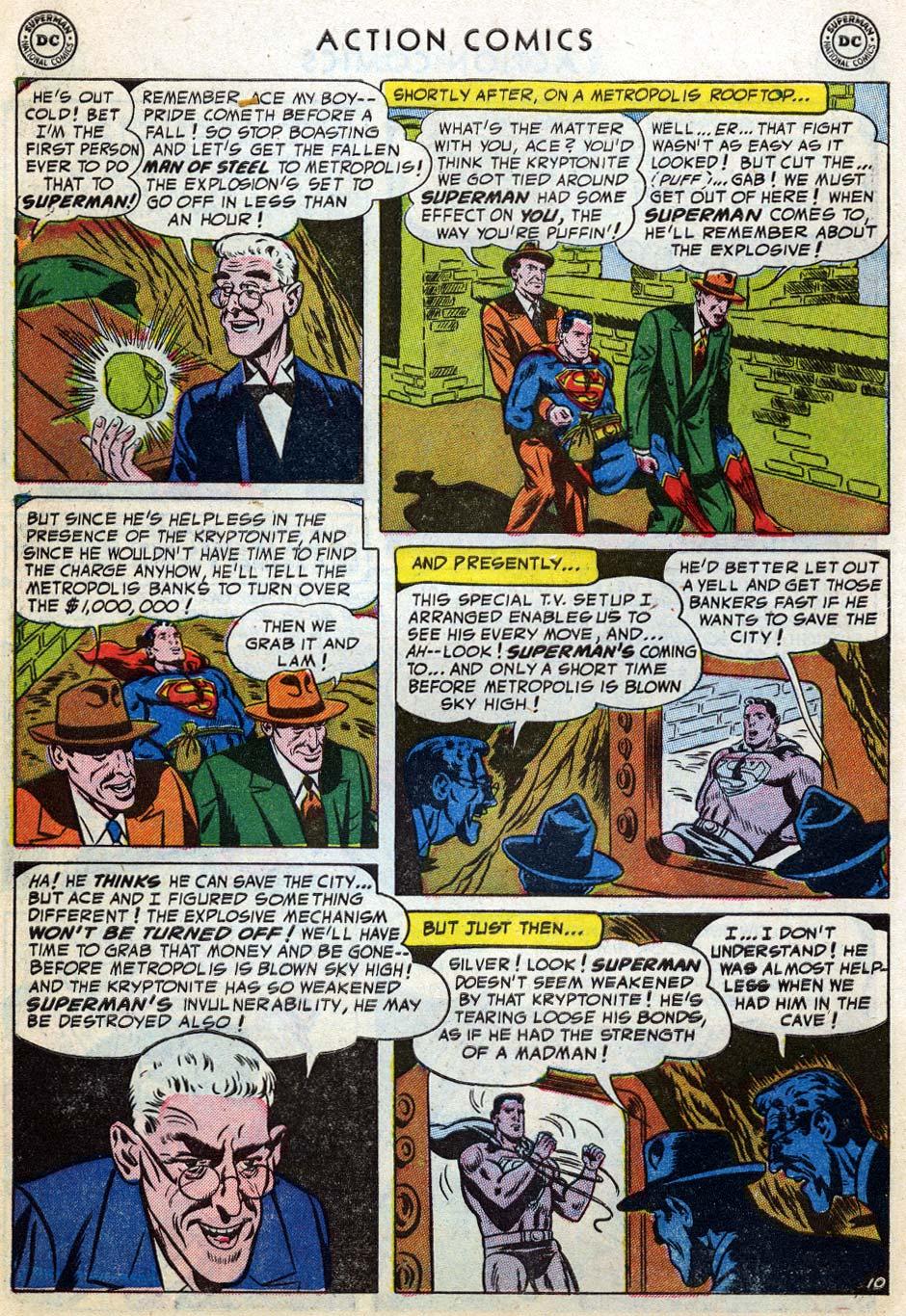 Action Comics (1938) 187 Page 11