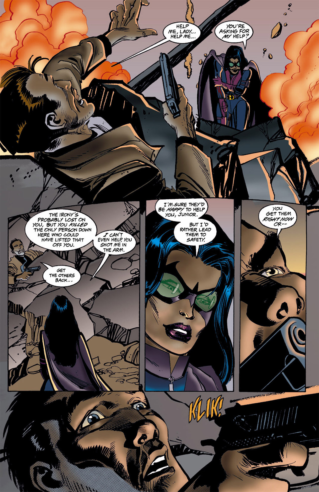 Detective Comics (1937) 720 Page 13