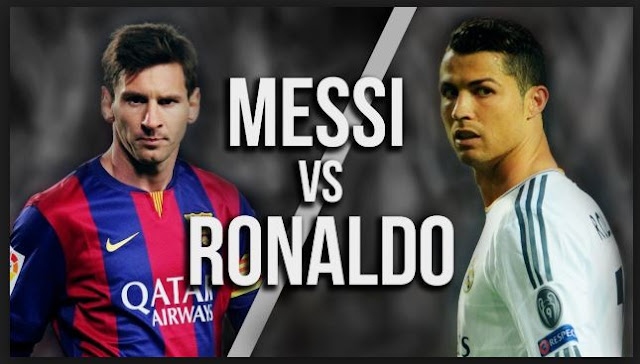 The Case For Or Against Messi And  Ronaldo (OPINION)