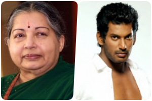 Tamil film star Vishal comes forward to contest seat left vacant by Jayalalitha