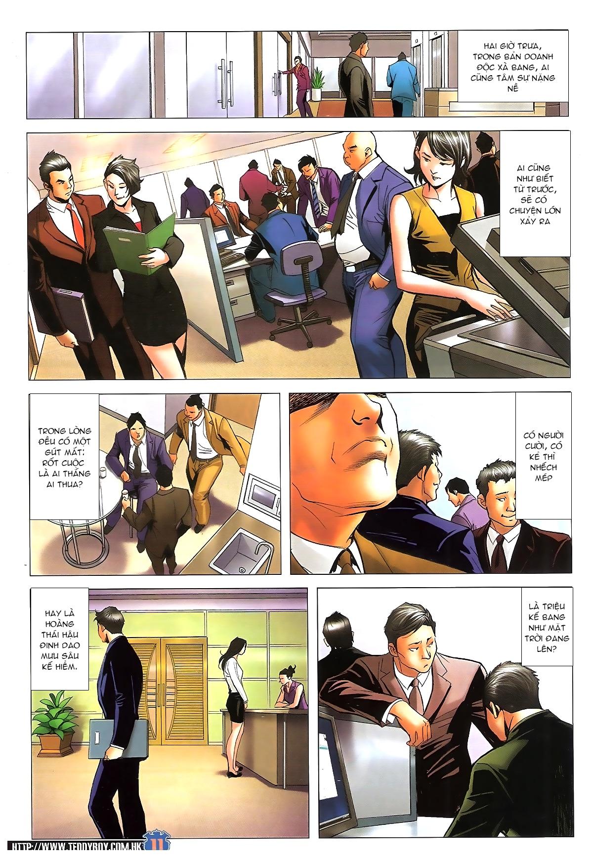 Người Trong Giang Hồ - Chapter 1617: Bức Cung - Pic 10