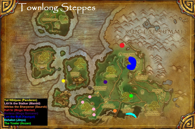 world of warcraft how to get training points burning crusade