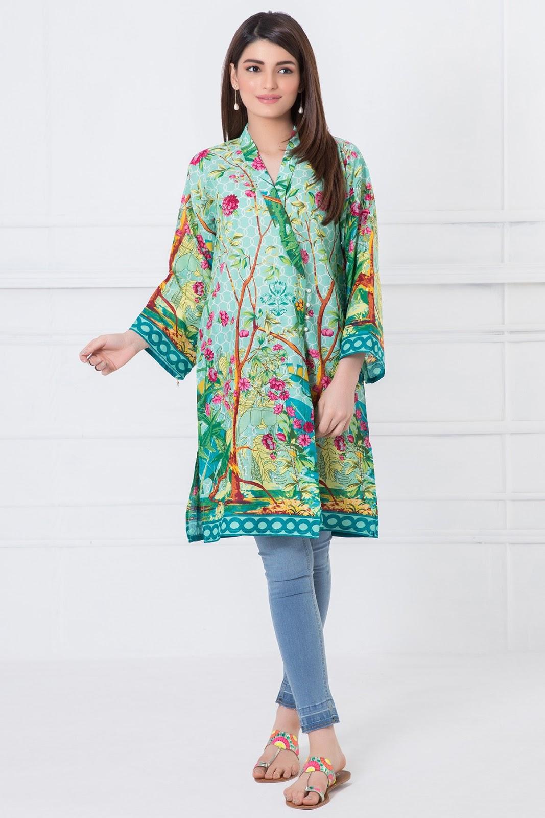 Khaadi Latest Turkish Summer Women kurta Dress Collection ...