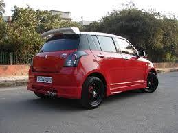 Suzuki Swiff แต่งสวย