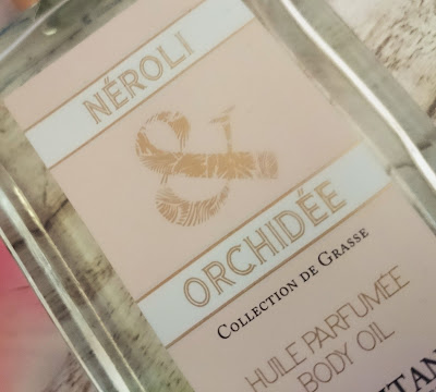 [Beauty] L'Occitane en Provence Néroli Orchidée Huile Parfumée Body Oil