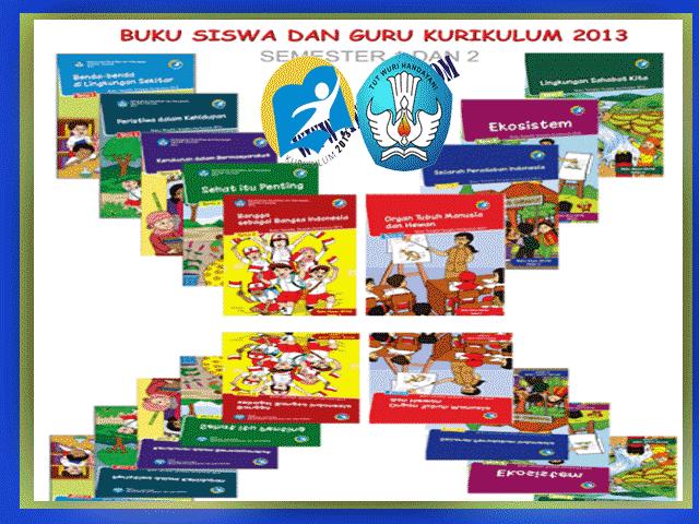 Buku Guru Dan Siswa Kelas 3 SD Kurikulum 2013 Revisi 2016