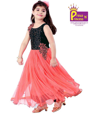 Kids Party frock gown online shopping