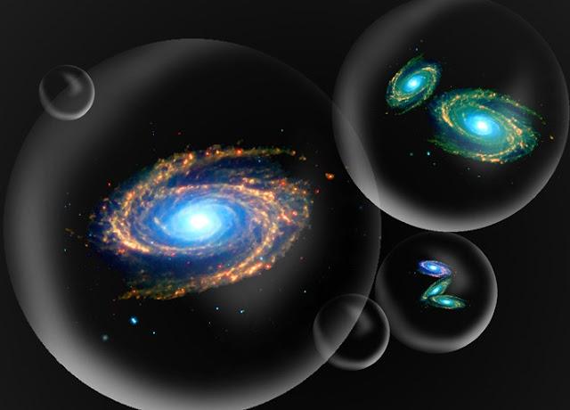 mutiverse - O que existe além do Universo?