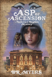 Asp of Ascension; A Nefertari Hughes Mystery #1