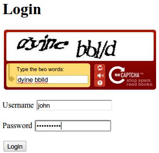 krams::: Spring Security 3: Integrating reCAPTCHA Service