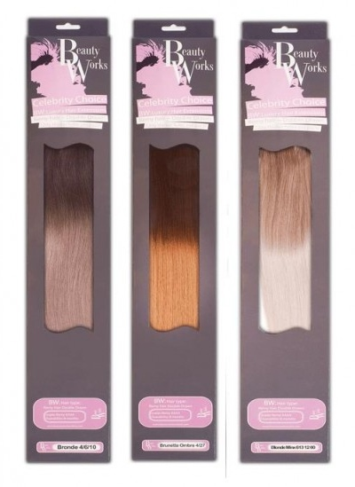 Beauty Works Clip in Ombre Extensions