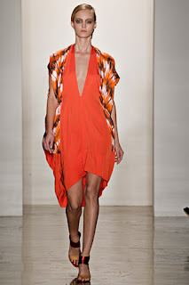 Toya's Tales Spring 2012 Ready to Wear: Highlights from the Zero + Maria Cornejo Show