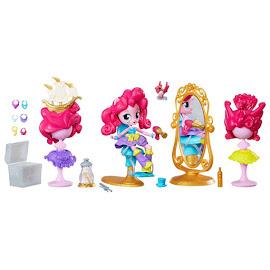 My Little Pony Equestria Girls Minis Fall Formal Switch-a-Do Salon Pinkie Pie Figure