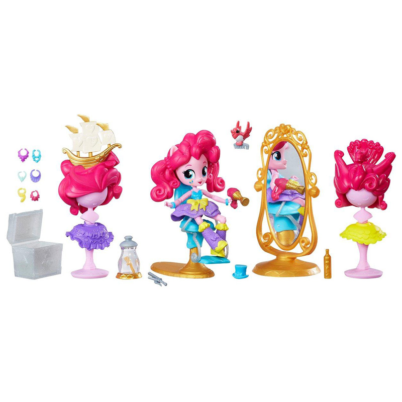 Mlp Fall Formal Switch A Do Salon Equestria Girls Minis