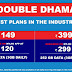 Jio Double Dhamaka Offer Giving Users 1.5GB Additional Data Per Day on Prepaid Recharges