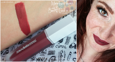 LIX - Matte Liquid Lipstick - n 07 Berry Cool