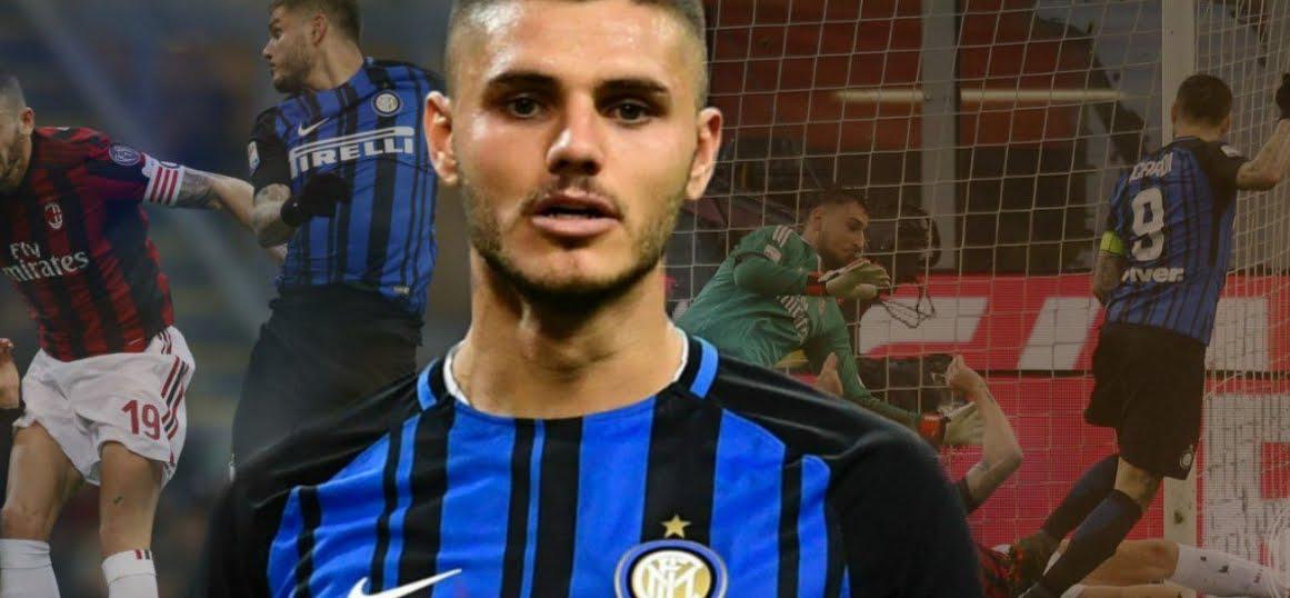 Milan-Inter: il recupero del Derby di San Siro finisce senza reti, Icardi spreca occasioni