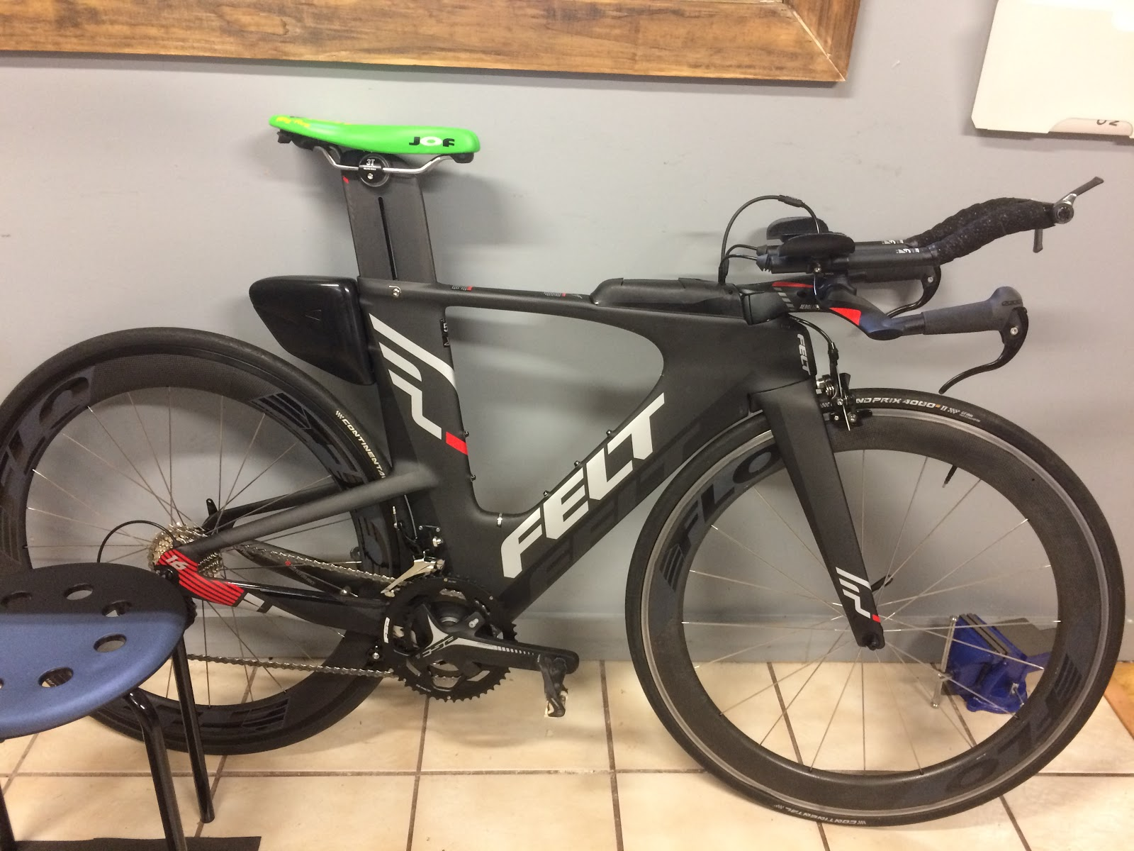 The Cycling Addiction 2018 Felt Ia16 Upgrade