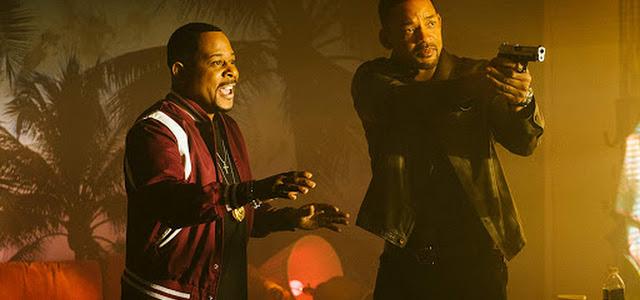 Bad Boys para Sempre estreia com grande aprovação no Rotten Tomatoes
