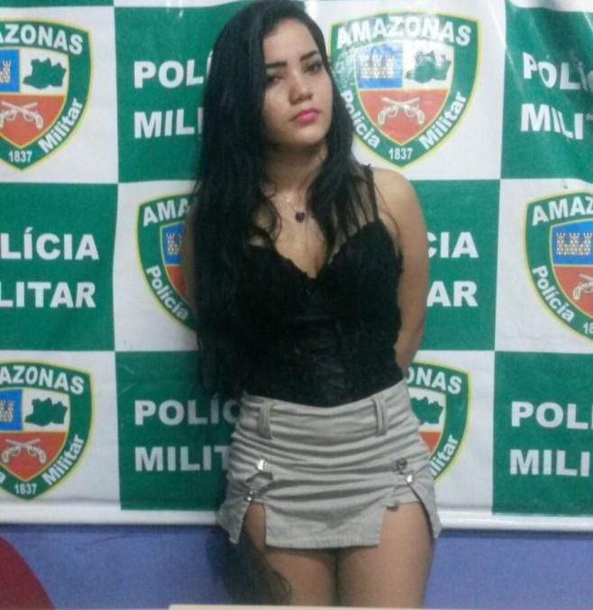 Princesinha Do Crime: Jovem De 19 Anos é Presa Suspeita De