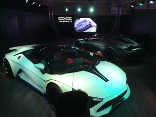 DC cars