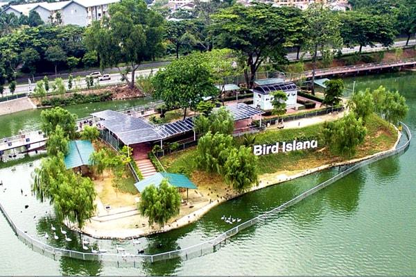 KL Bird Island