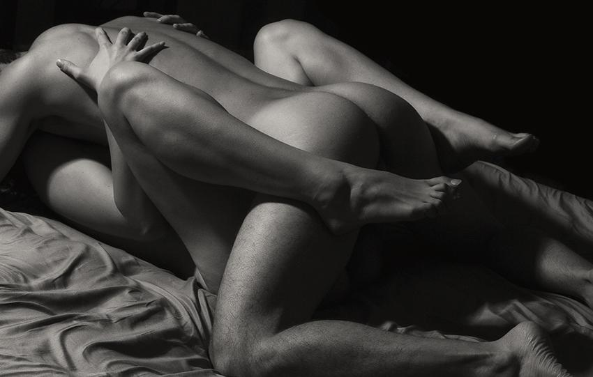 белый ночь секс - 14