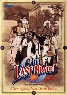 The Last Blade / Bakumatsu Roman - Gekka no Kenshi ( Arcade )