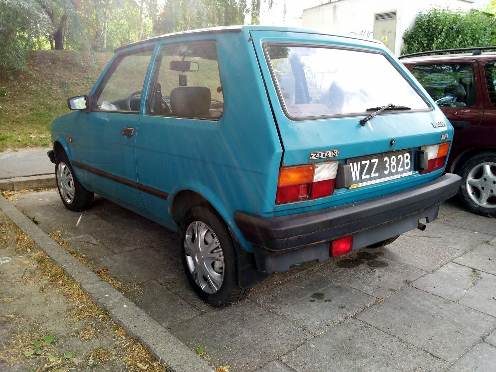 Warsaw Buick Gmc >> Yugo 60efi Pictures
