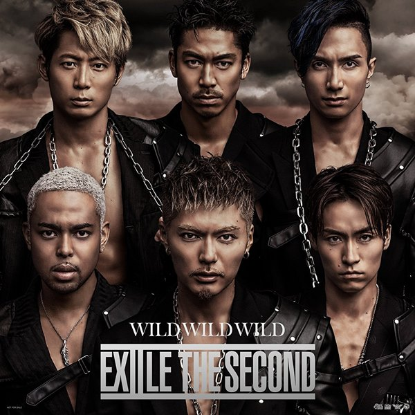 [Single] EXILE THE SECOND – WILD WILD WILD (2016.09.21/MP3/RAR)