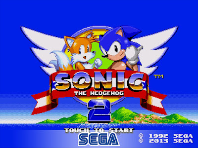 Sonic The Hedgehog 2 Classic Apk for Android Free Download