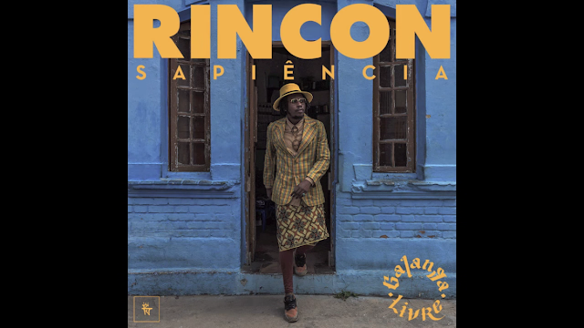 "Rincon Sapiência disponibiliza o album ""Galanga Livre"" no Youtube"