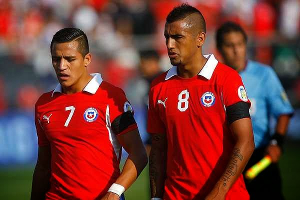 Watch Chile live online. World Cup Brazil 2014 games free streaming. Best websites for football matches without signing up