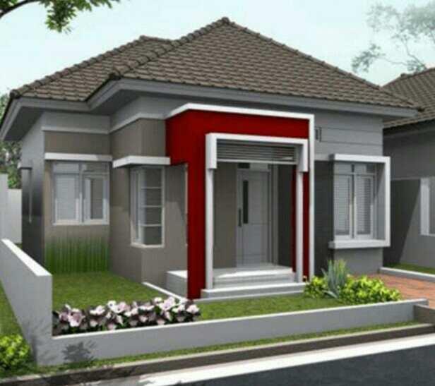 Contoh Lengkap Model Rumah Sederhana tapi Indah
