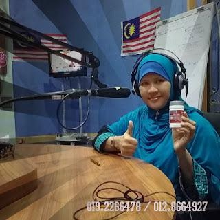 Iklan Tasly Danshen Plus Sabah