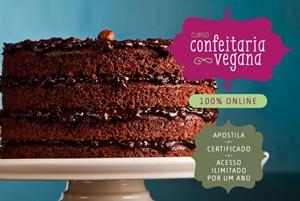 Curso Confeitaria Vegana