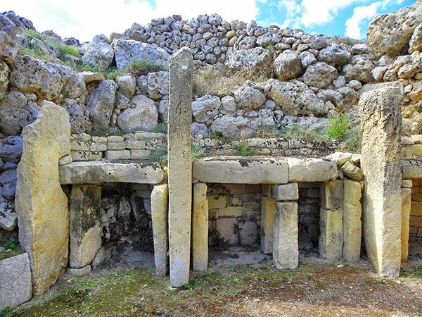 Templos de Ggantija, Malta