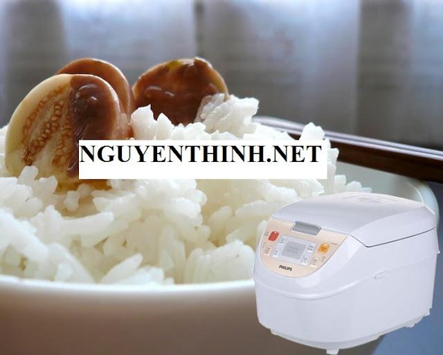 Hướng dẫn cách xử lý mùi nhựa của nồi cơm điện khi mới mua