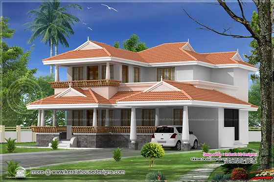2615 sq-ft home design