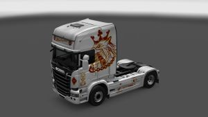 Griffin Skin for Scania Streamline