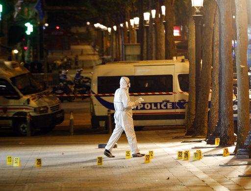 Ο τρόμος επέστρεψε στο Παρίσι λίγα 24ωρα πριν ανοίξουν οι κάλπες