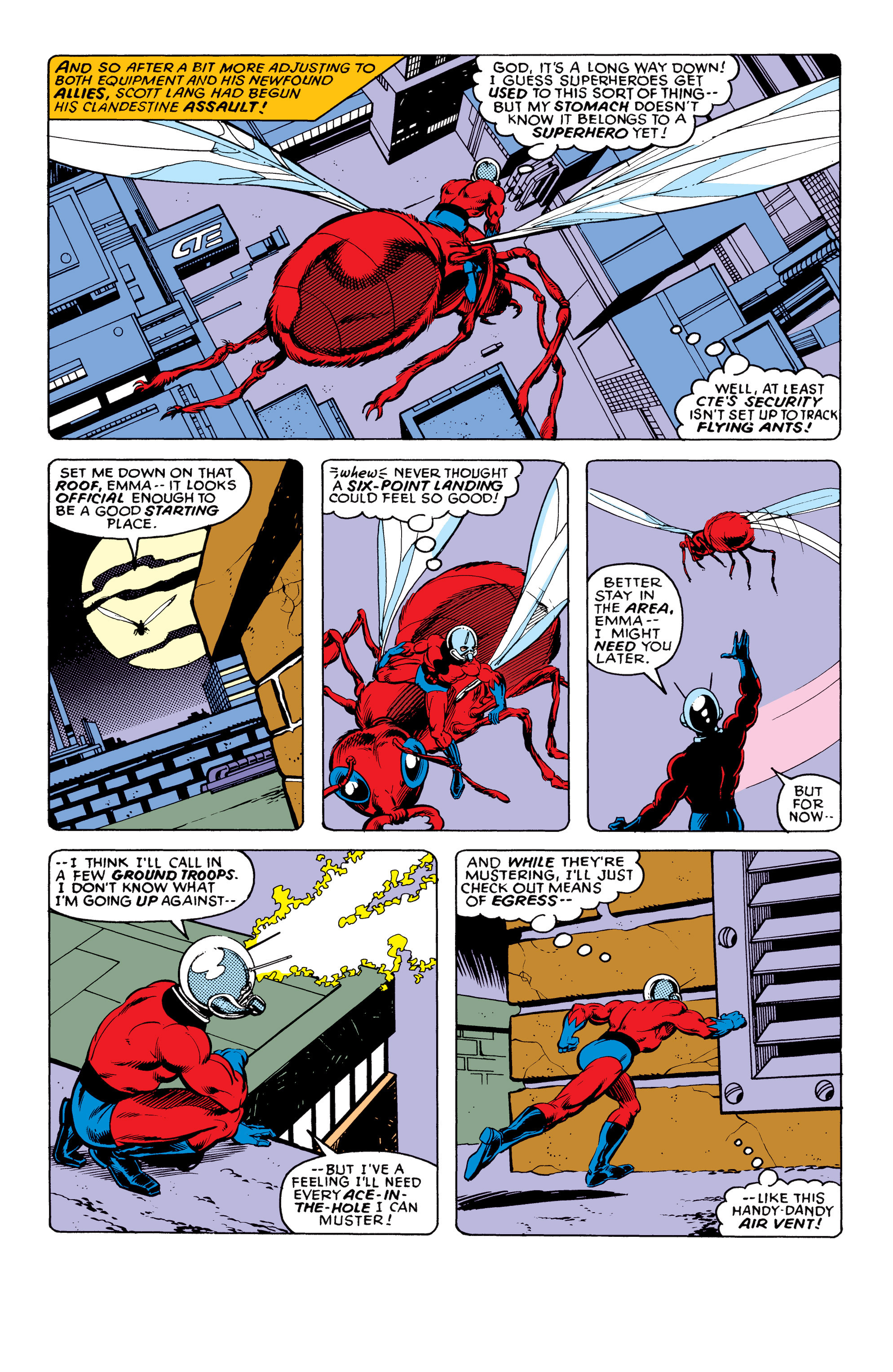 Read online Ant-Man comic -  Issue #Ant-Man _TPB - 14