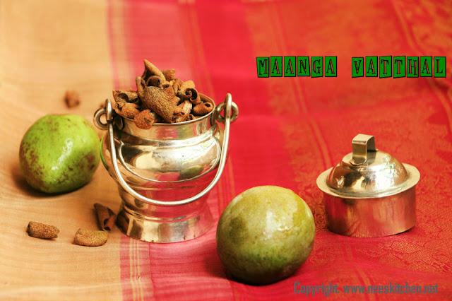 Mango Vatthal